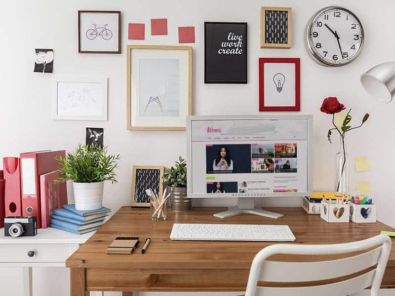 home business 6 office decorating ideas to help spruce up your space