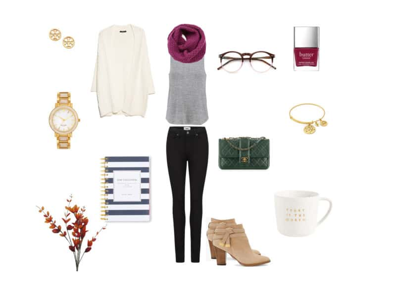 Outfit of the Week: Female Entrepreneur Fall Style