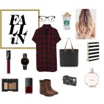 Outfit of the Week: Fallin in Love with Fall Outfit