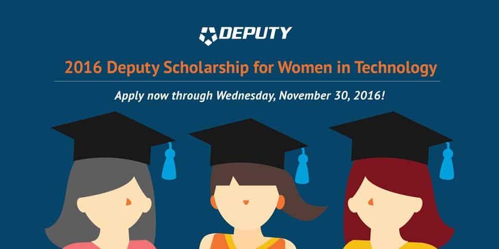 Deputy Scholarship