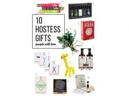 Best Hostess Gifts