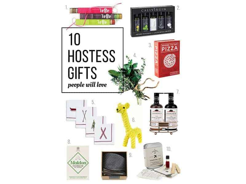 Bash Basics: The 10 Best Hostess Gifts