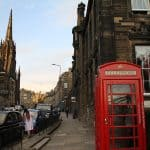 Edinburgh Castle and the Royal Mile