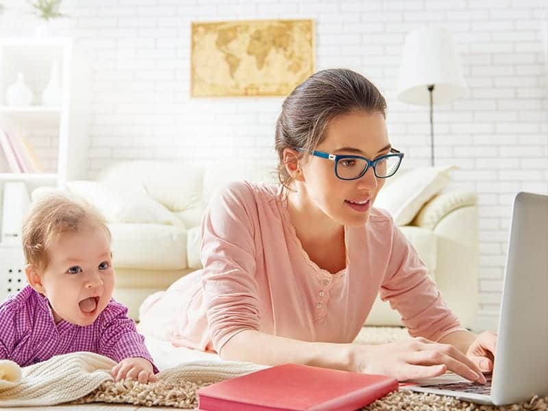 Employment Conundrum: Can You Work Full Time When You Have Kids?