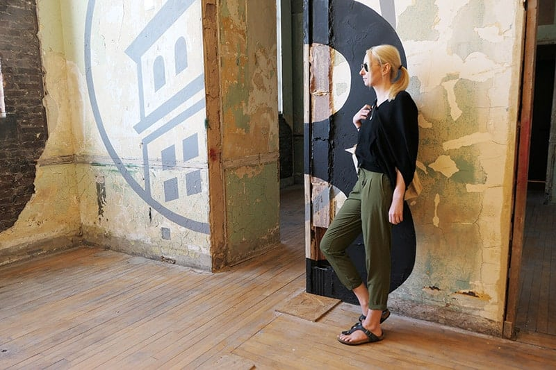 Stylish Comfort for Fall with prAna