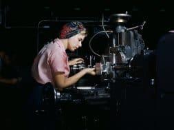 Women manufacturing