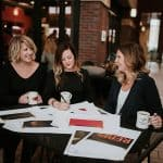 Jeni Kurtyka, Holly Foltz, & Randi Larson: Founders of Pursey