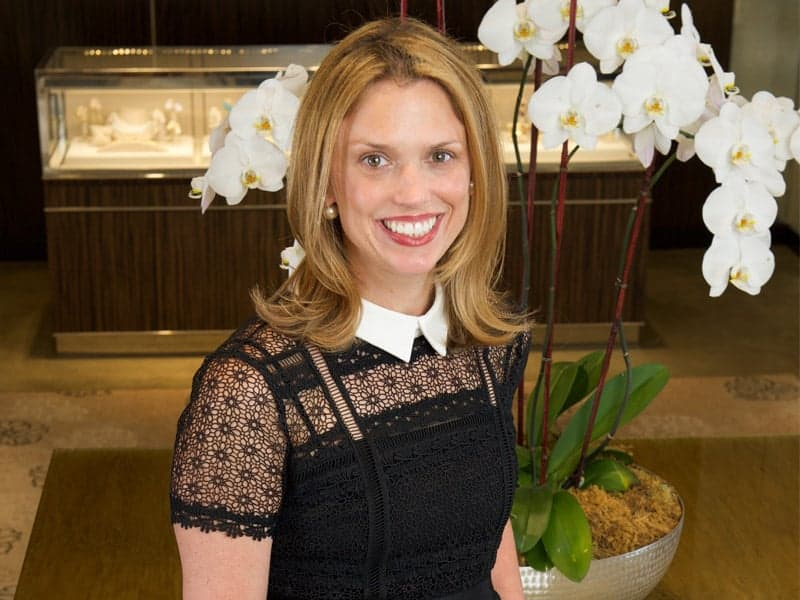 Neiman Marcus' Rebecca Brodnan Smith Talks Fashion, Her Source for Inspiration and More!