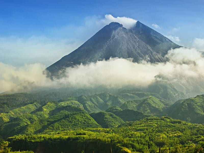 Indonesia: The Land Of Volcanoes and Rain Forests